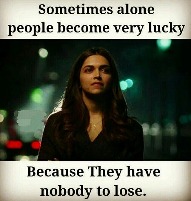 Alone Quotes For Girls English