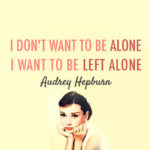 Alone Quotes For Girls Flickr