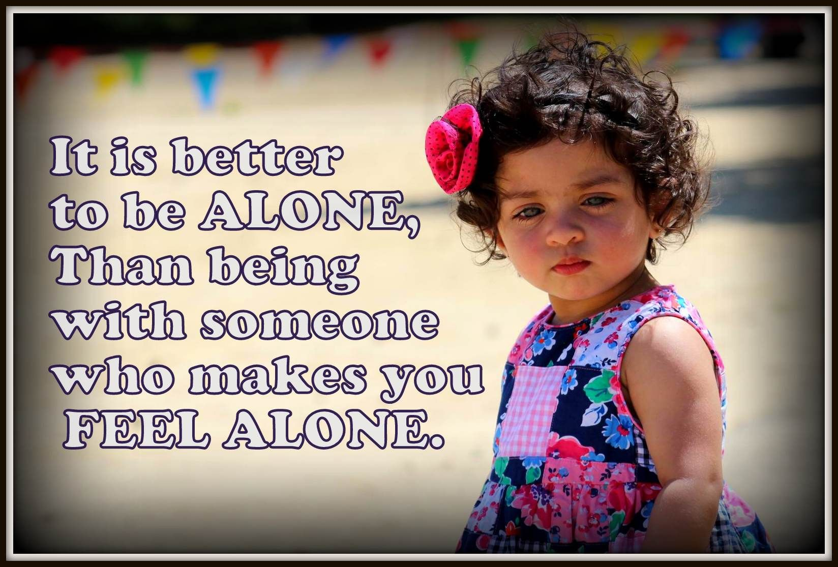 Alone Quotes For Girls In Hindi