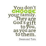 Amazing Quotes about Family