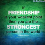 Amazing Quotes about Friends
