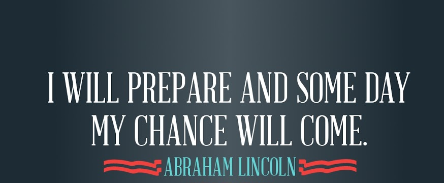Amazing Quotes by Abraham Lincoln about Chance