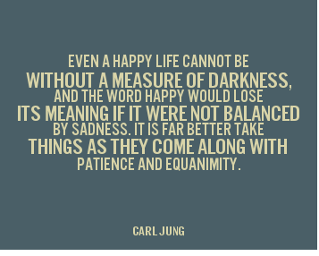 Amazing Quotes by Carl Junge about Patience