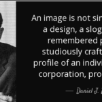Amazing Quotes by Daniel J. Boorstin about Design