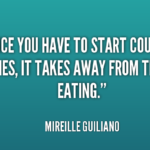 Amazing Quotes by Mireille Guiliano about Diet