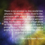 Amazing Quotes by Neil deGrasse Tyson about Science