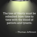 Amazing Quotes by Thomas Jefferson about Patriotism