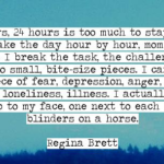 Anger Quotes by Regina Brett