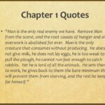 Animal Farm Chapter 3 Quotes