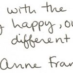 Happy Quotes | Anne Frank Happy Quotes
