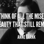 Anne Frank Quotes About Beauty