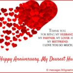 Anniversary Cards For Husband Messages Twitter