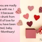 Anniversary Message For Girlfriend Tagalog