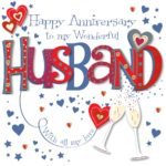 Anniversary To My Husband Facebook