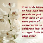Anniversary Wishes For Mom And Dad