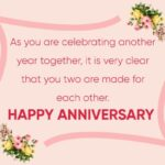 Anniversary Wishes Quotes For Sister