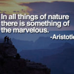 Aristotle Nature Quotes | Nature Quotes