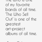 Art Favorite Quotes by Buzz Osborne