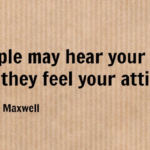 Attitude Quotes by John C. Maxwell