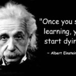 Awesome Education Quotes By Albert Einstein