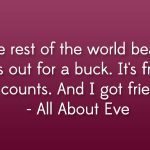 Awesome Quotes Ever about Friendship