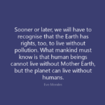 Awesome Quotes about Environmental
