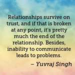 Awesome Quotes about Trust