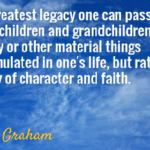 Awesome Quotes by Billy Graham about Money
