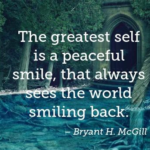 Awesome Quotes by Bryant H. McGill about Smile