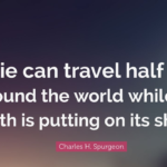 Awesome Quotes by Charles Spurgeon about Trust