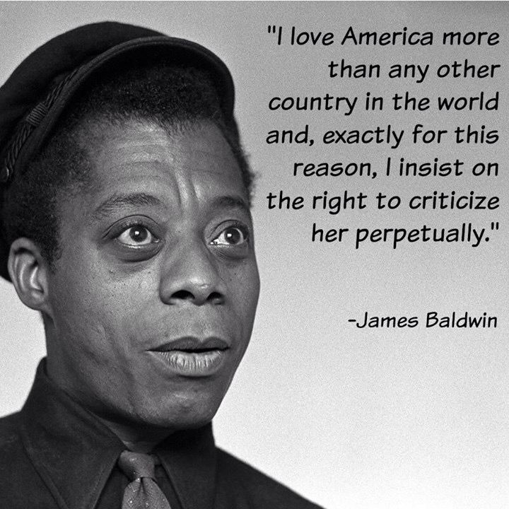 Awesome Quotes by James A. Baldwin about Memorial