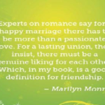 Awesome Quotes by Marilyn Monroe about Anniversary