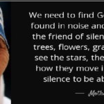 Awesome Quotes by Mother Teresa about God