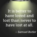 Awesome Quotes by Samuel Butler about Romantic