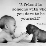 Baby And Dog Best Friends Quotes Tumblr