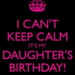 Baby Daughter Birthday Quotes Flickr