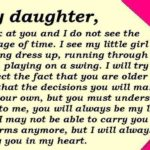 Baby Daughter Birthday Quotes for Facebook