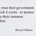 Barack Obama Quotes About Government