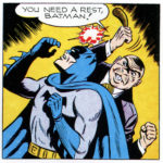Batman Comic Strip Pow Flickr