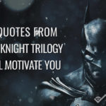 Batman Quotes Dark Knight
