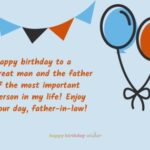 Bday Wishes For Father In Law Pinterest
