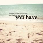 Beach Quotes Tumblr