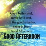 Beautiful Afternoon Quotes Facebook