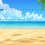 Beautiful Beach for Facebook Covers