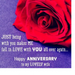 Beautiful Romantic Anniversary Quotes For Him