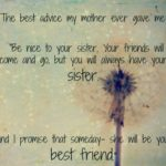Beautiful Words For My Sister Pinterest