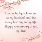 Best Anniversary Message For Husband