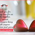 Best Anniversary Message For Wife Pinterest
