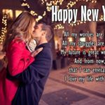 Best Happy New Year Wishes For Girlfriend Twitter