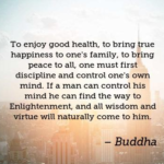 Best Quotes by Buddha about Good